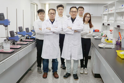 大葉大學與森田生醫產學合作,開發新原料與新產品
