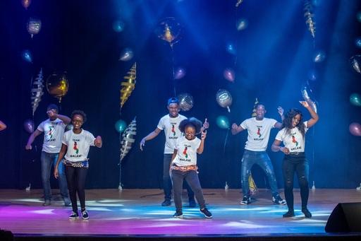 馬拉威熱情及團結的舞蹈