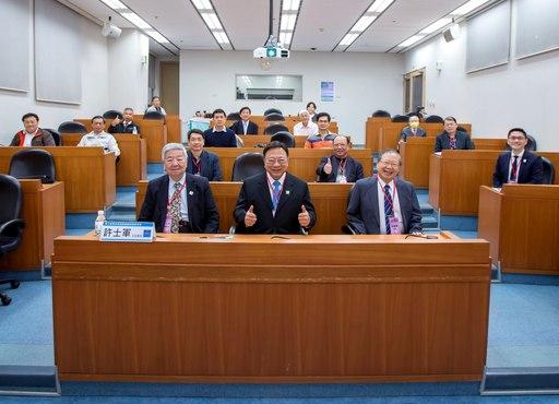 2020臺灣管理教育之現況與展望研討會大合照