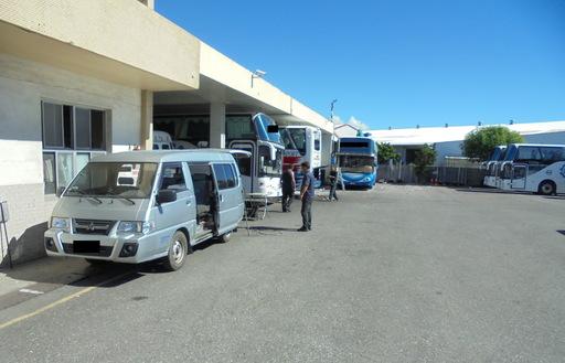 臺東縣環保局提供柴油車約定地檢測之預約服務  歡迎機關及軍方等申請