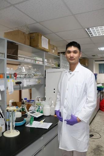 中國醫藥大學醫學系鄭思惟同學的研究成果發表在國際知名期刊。
