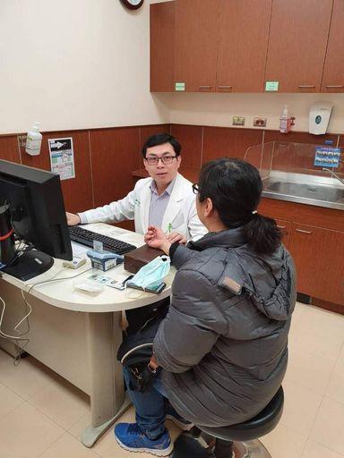 中醫部賴建銘醫師。