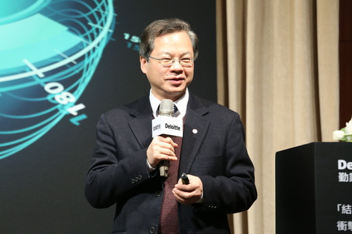 國家發展委員會主任委員龔明鑫