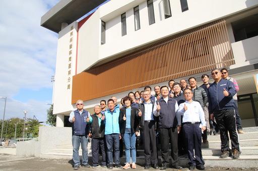 鯉魚山「牛」轉新機 饒慶鈴視察周邊8大工程 期打造休閒娛樂場域