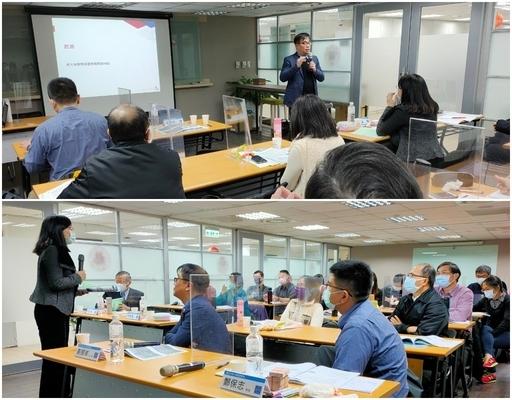黃國峯執行長分享參與式個案教學經驗