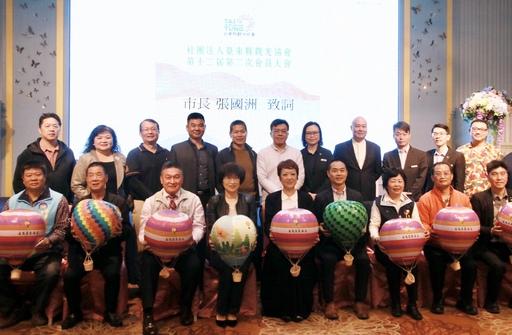 全球期待!2021臺灣國際熱氣球嘉年華 饒縣長宣布7/3-8/8鹿野高臺升級登場
