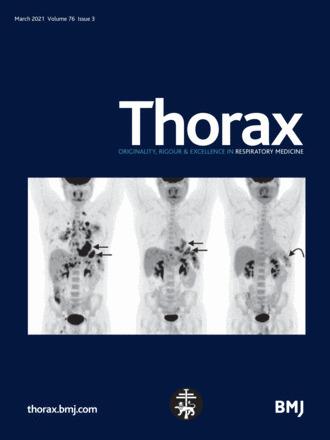 國際知名期刊《胸腔醫學期刊》。