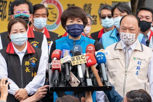 東花宜三縣首長共同弔唁罹難者 籲請中央重視東部民眾行的安全