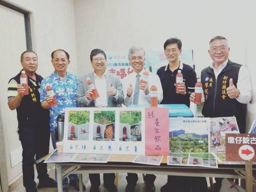 范佐銘副主委邀請民眾到新竹賞花旅遊,並可以選購當地的農產品及文創商品,促進客庄產業經濟