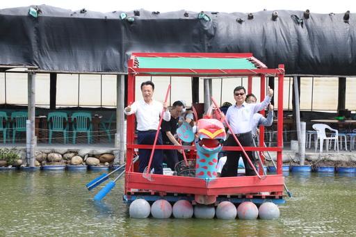 「養嘉湖口」幸福公車4月20日首航