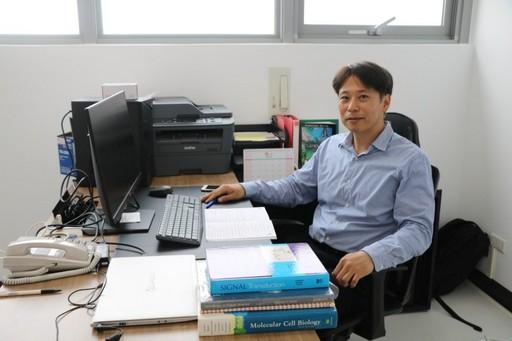 日籍學者山口浩史教授加入中醫藥大研究團隊。