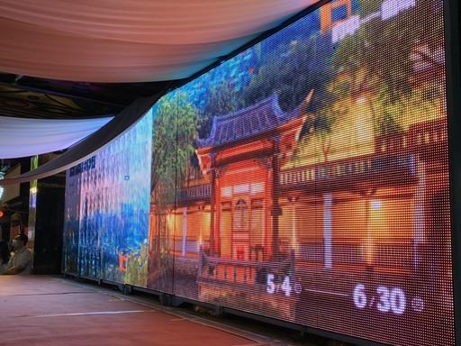 府中雙城-古城遶境全面開路 首創移動式裝置藝術為地方慶典傳遞在地故事
