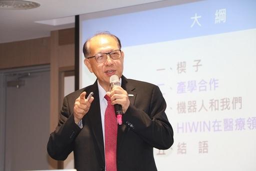 卓永財總裁胸懷壯志,為台灣的再度繁華,寫下篇章。