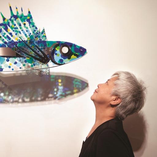 藝術家賴純純的公共藝術作品廣受肯定