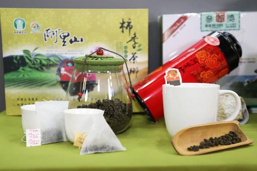 防疫直播 翁章梁力推大阿里山高山茶 鼓勵民眾減少外出 在家喝好茶