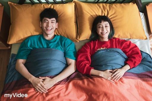 林柏宏與謝欣穎主演的《怪胎》,在強片環伺下勇奪電影榜冠軍。