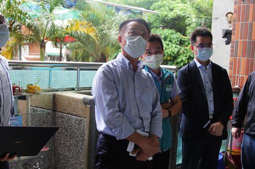 嘉義縣實驗裝設教室新風換氣系統 提升學習環境空氣品質