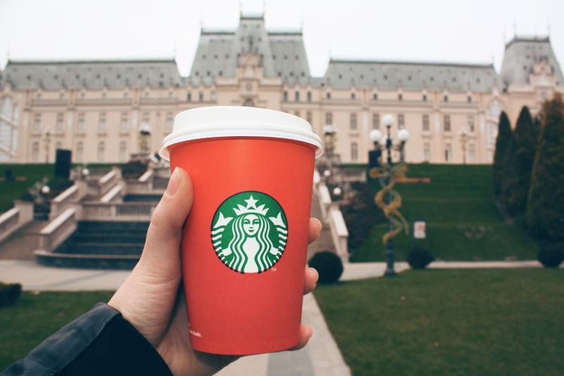 星巴克買一送一!5月咖啡好友分享日快筆記