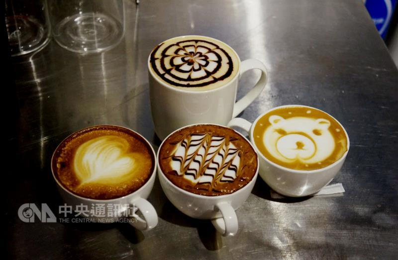 在家做咖啡雕花 4步驟簡單完成