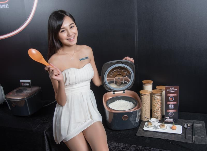 讓消費者在家裡就能吃到極致米食,享受米粒Q彈口感