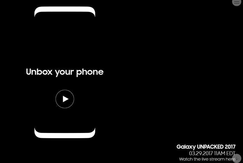 南韓電子大廠三星(Samsung)將在3月29日召開新品發表會,數位語音助理Bixby將與旗艦智慧型手機Galaxy S8一同亮相。(圖取自三星官網 www.samsung.com)