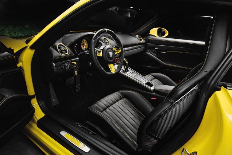 就算換成四缸引擎,Porsche 718仍是超有「個性」!