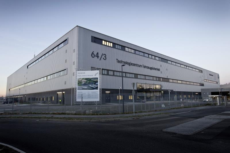 Mercedes-Benz打造車輛安全技術中心 維持品牌核心思維