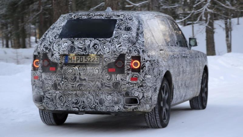 Rolls-Royce 全新「HAV」最快今年下半年問世!