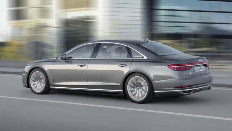 大改款Audi A8將成為首部適用德國新推出自駕法令的車款!