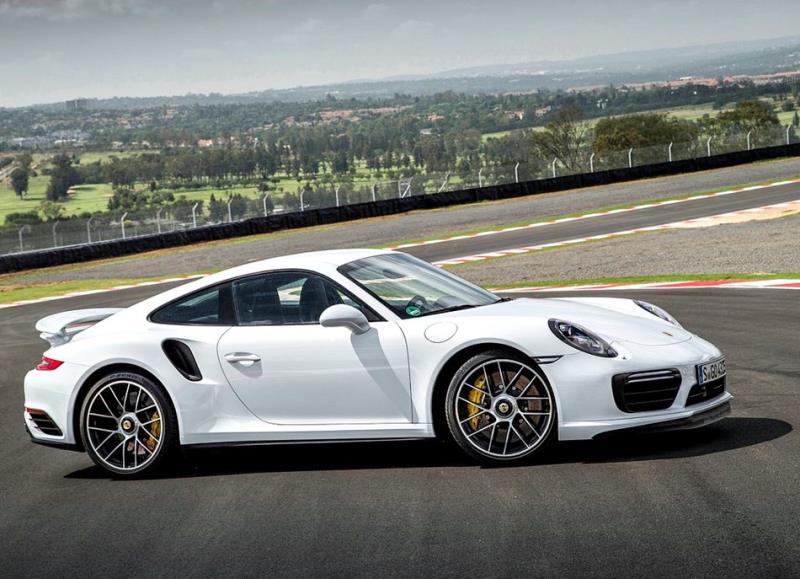 992世代降臨,新蛙王Porsche 911 Turbo現蹤