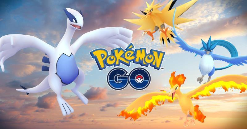 寶可夢23日釋出傳說的寶可夢洛奇亞與急凍鳥,引發玩家揪團搶抓,還分享抓2隻神獸的攻略與心得。(圖取自Pokémon GO臉書www.facebook.com/PokemonGO/)