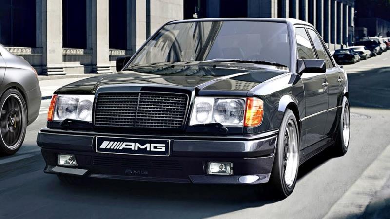 「狂野」本質其來有自,你所認為和有所不知的AMG!
