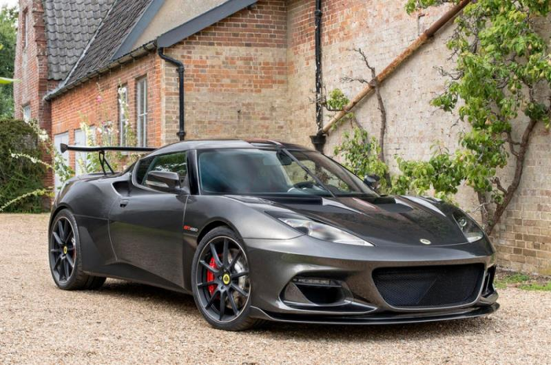Lotus Evora GT430限量60部112500英鎊起