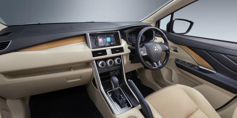 瞄準第三世界市場,Mitsubishi全新跨界MPV定裝曝光