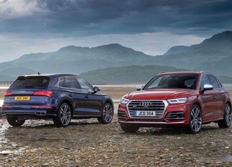 Audi「RS」性能大軍出閘,有望9月法蘭克福車展出擊!