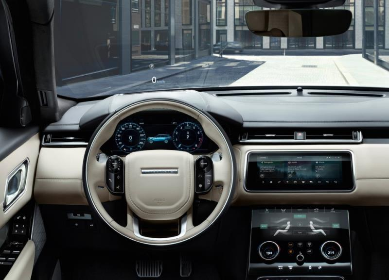 鎖定Macan,Range Rover Velar新跨界休旅