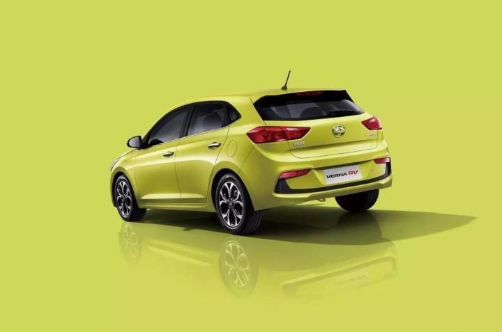 現代Hyundai Verna,大改款海外版本即將現身!