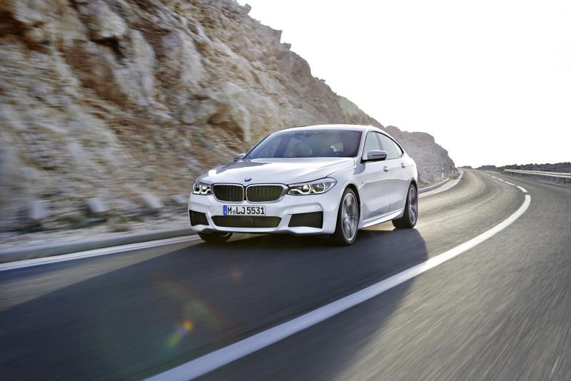 全新BMW 640i Gran Turismo M Sport