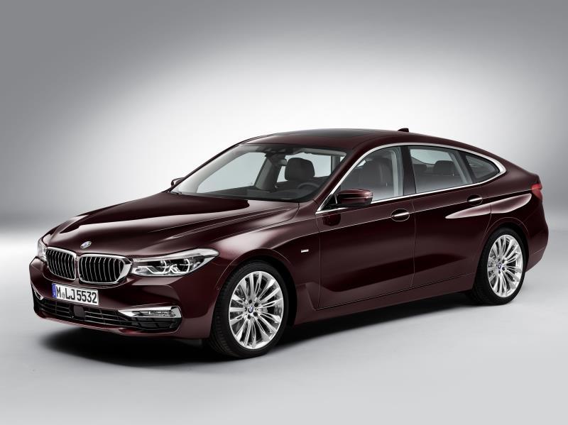 全新BMW 630i Gran Turismo Luxury