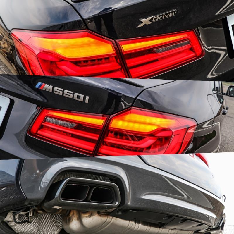 BMW M550i xDrive外觀內裝配備篇