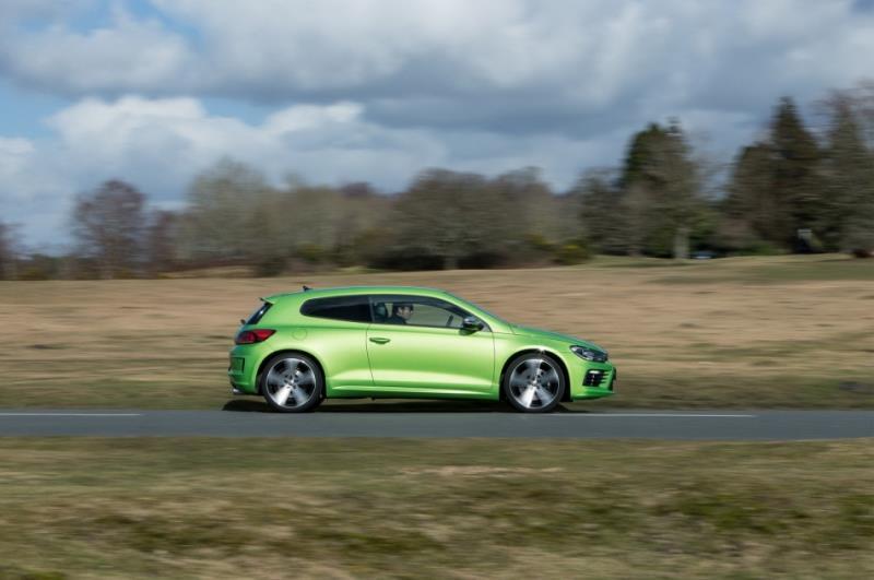 VW Scirocco 300hp性能電動車強勢回歸