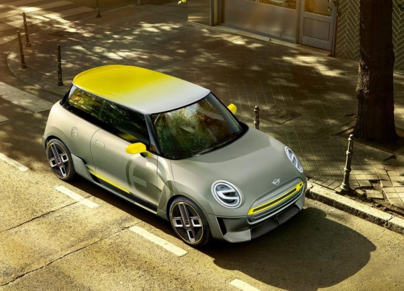 Mini Electric Concept概念車發表 預計2019年上市