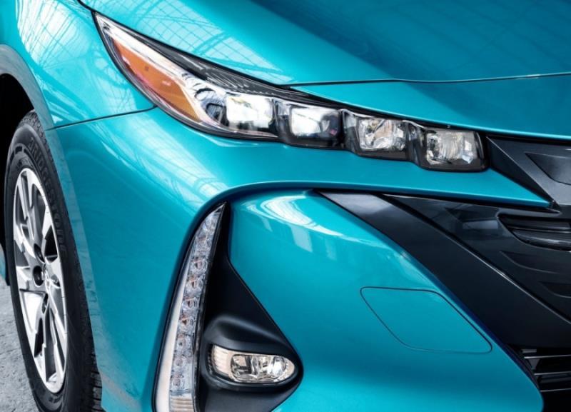 Toyota研發木漿原料 車體重量只有20%