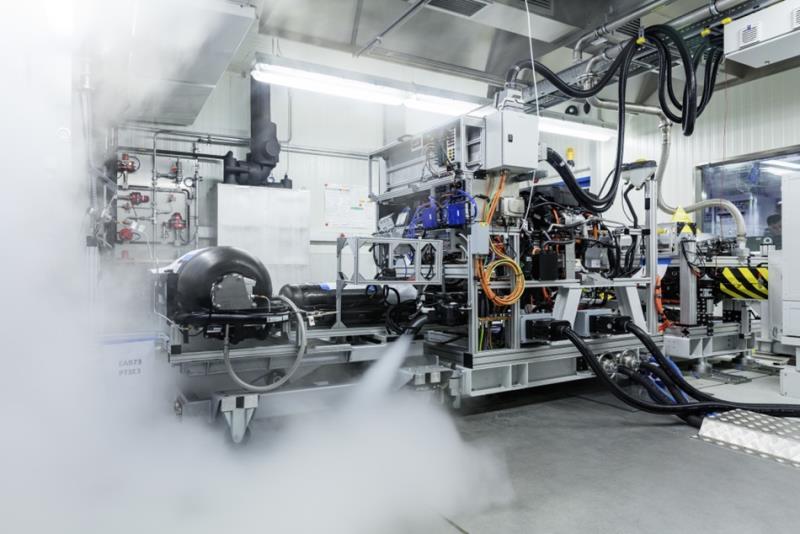 氫能源加持 Mercedes Benz GLC F-Cell法蘭克福亮相