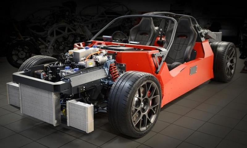 Ariel預計發表1180hp超跑 直逼AMG Project One