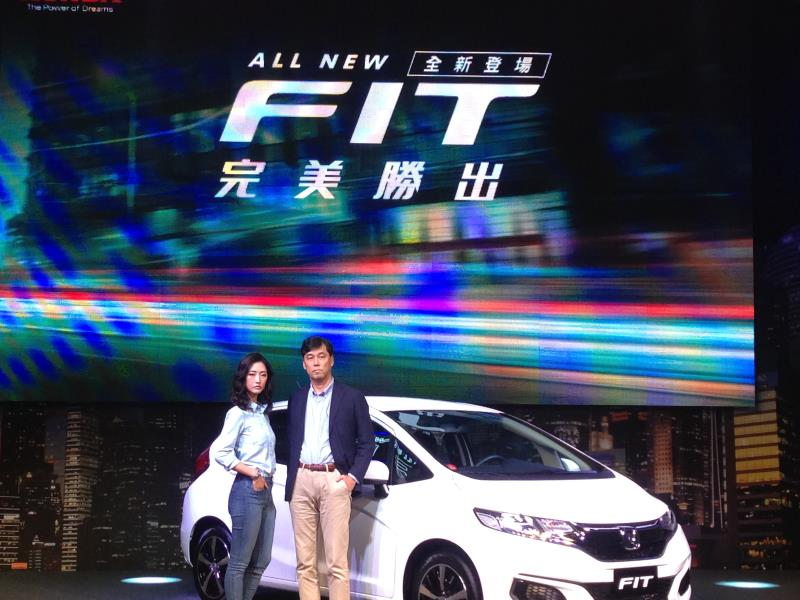 2018 All New FIT 全新登場