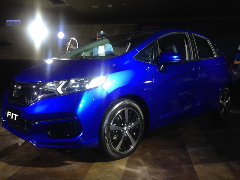 Honda FIT連續蟬聯七年台灣車訊風雲獎「最佳國產小型車」的殊榮。
