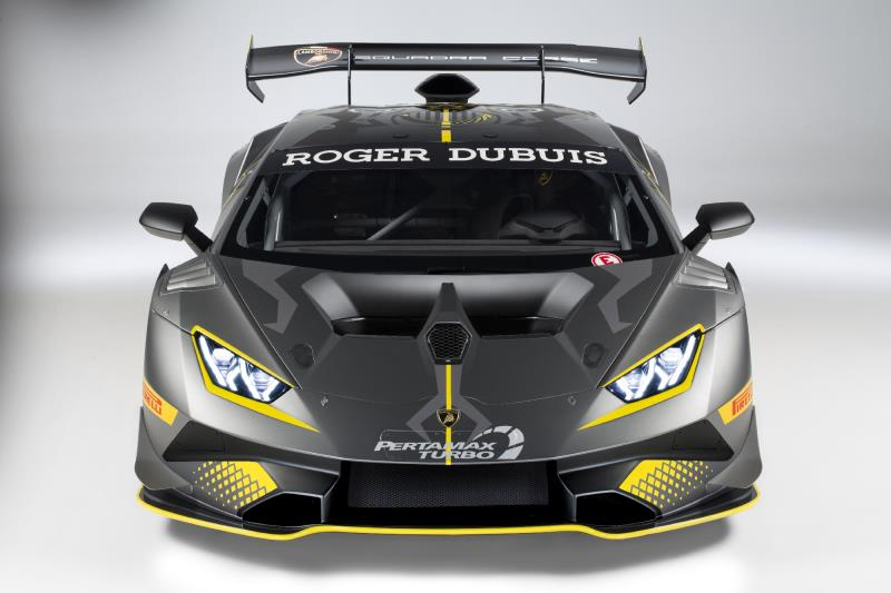 Lamborghini  Huracán Super Trofeo EVO 震撼登場