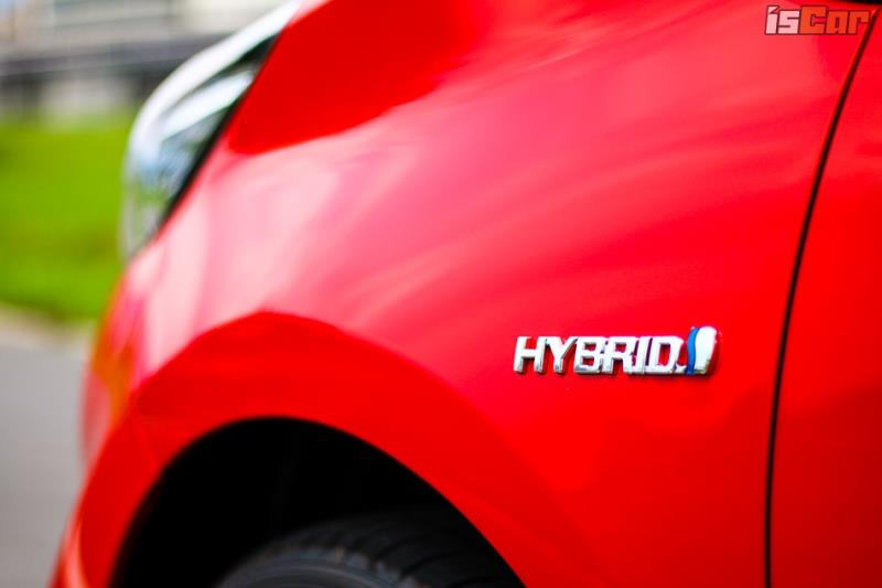 Toyota Prius C試駕報告【動態操駕篇】