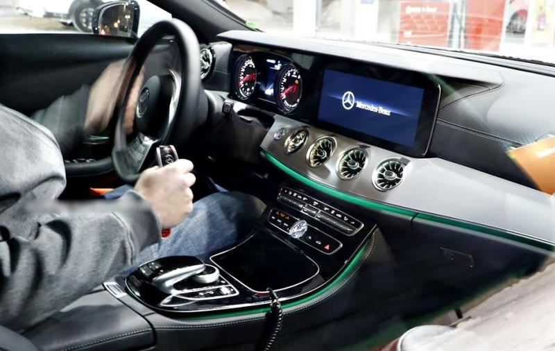 Mercedes-Benz第三代CLS傳將於11月洛杉磯車展發表